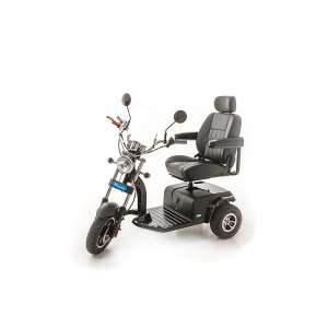 Trident 3 Wheel Mobility Scooter | 8mph Class 3 and Road Legal Mobility Scooter | Monarch Mobility 0808 102 2218