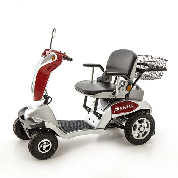 Mantis 8mph Mobility Scooter | Class 3 Mobility Scooter | Up to 21 Miles Range | Call Monarch Mobility 0808 102 2218