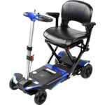 Smarti Folding Mobility Scooter | Monarch Mobility 0800 002 9633