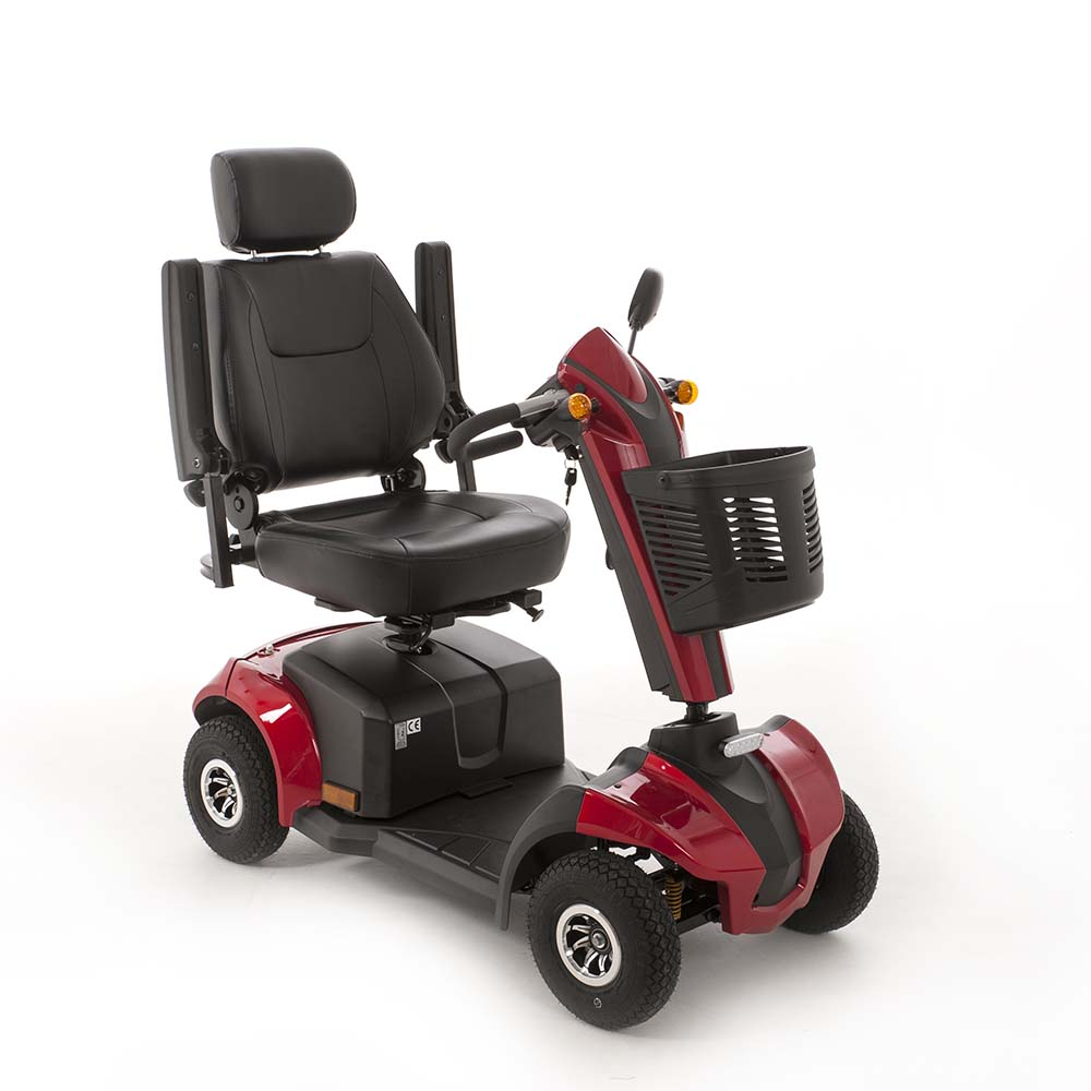 MM8 Mobility Scooter | 8mph, Class 3, Road Legal Mobility Scooter | Monarch Mobility Scooters 0808 102 2218