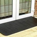 Doorline Neatedge Rubber Threshold Ramp 4