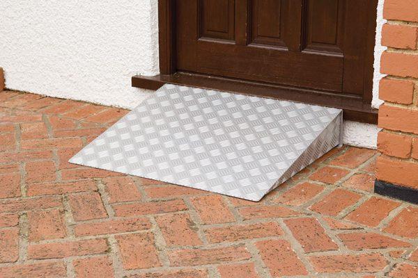 Doorline Wedge Aluminium Door Ramp