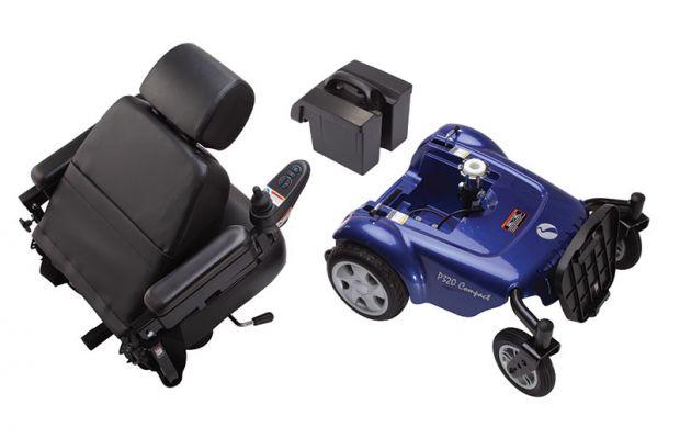Rascal P320 Electric Power Chair