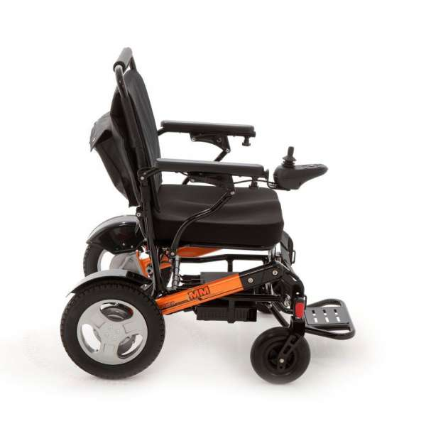 Ezi-Fold Lightweight Electric Wheelchair | Monarch Mobility Powerchairs 0808 102 2218