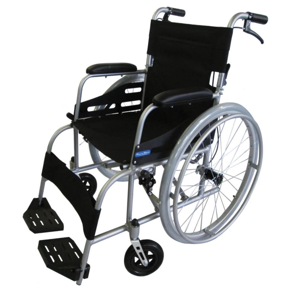 Petite-Lite Folding Wheelchair   Ultra Light Folding Wheelchair   Monarch Mobility 0800 002 9633