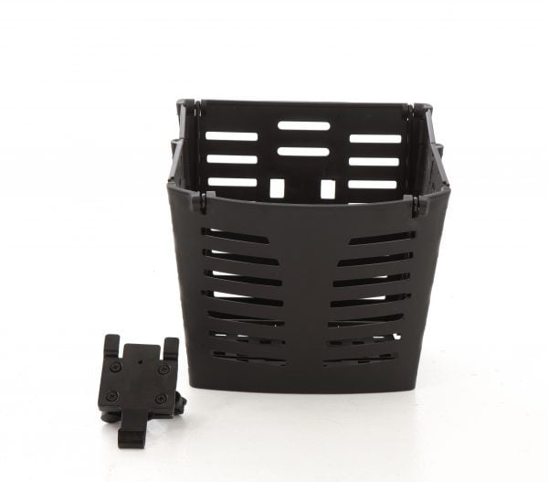 Monarch Folding Mobility Scooter Basket & Quick Release Bracket