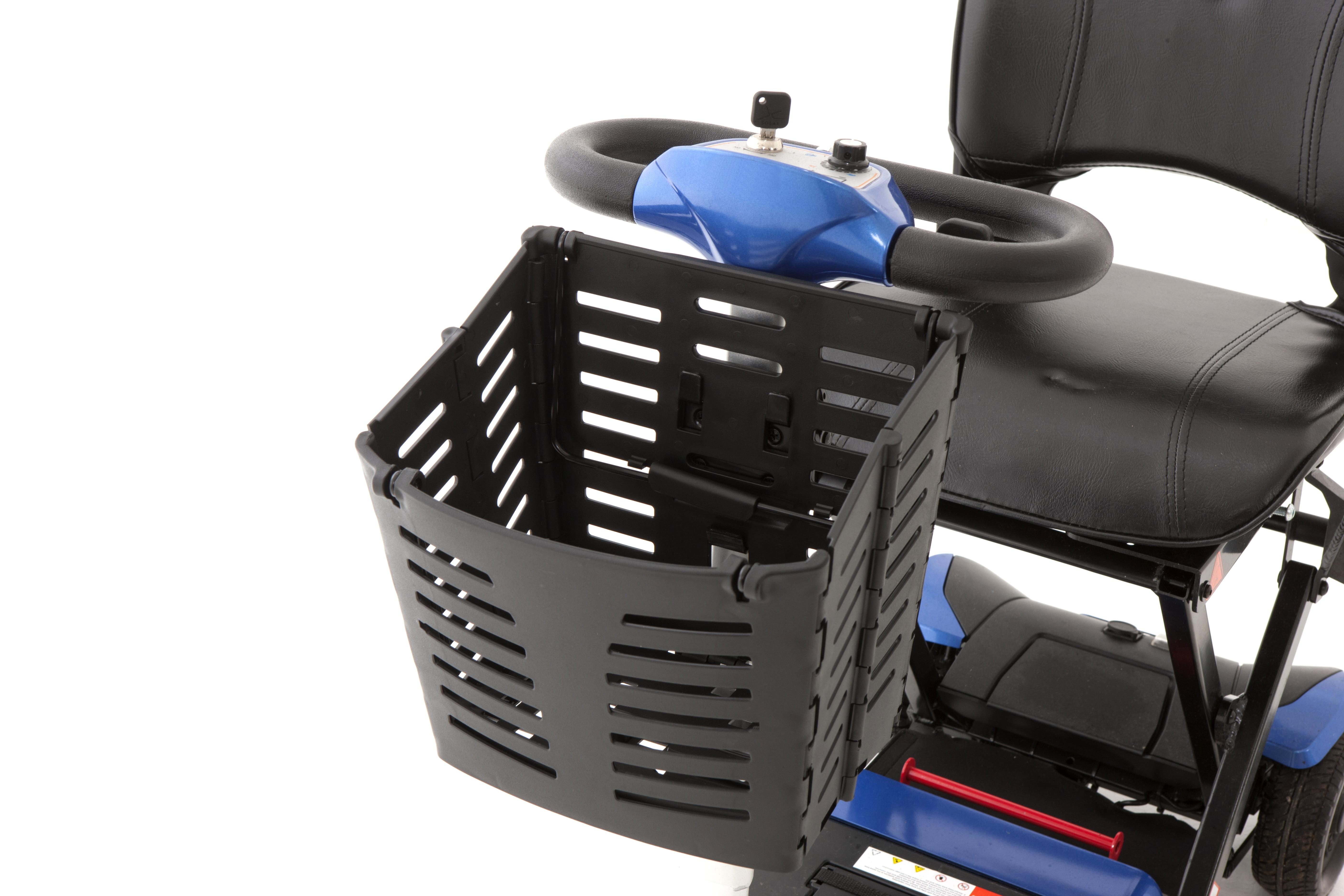 Folding Basket & Quick Release Bracket