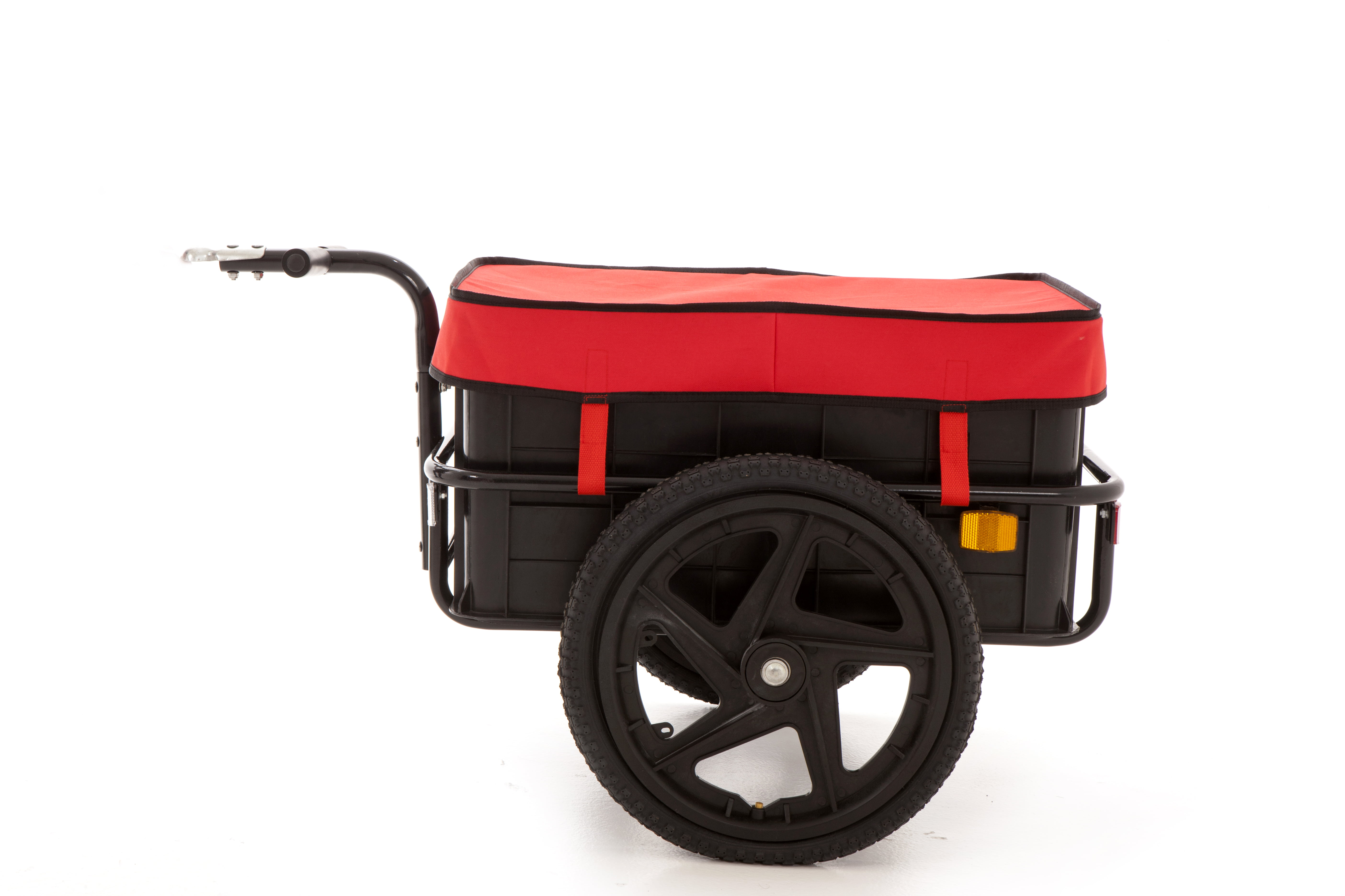 Mobility Scooter Trailer | 40kg Capacity | Quick release towbar | Monarch Mobility Accessories 0800 002 9633
