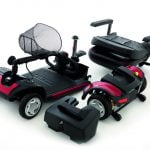 Mighty Mini Mobility Scooter | 4mph Mobility Scooter | Call Monarch Mobility 0800 002 9633
