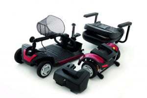 Mighty Mini Mobility Scooter | 4mph Mobility Scooter | Call Monarch Mobility 0808 102 2218