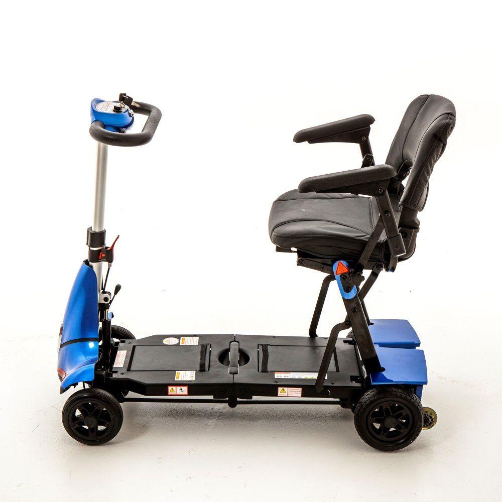 Mobie Plus Folding Mobility Scooter | Folding Mobility Scooters by Monarch Mobility