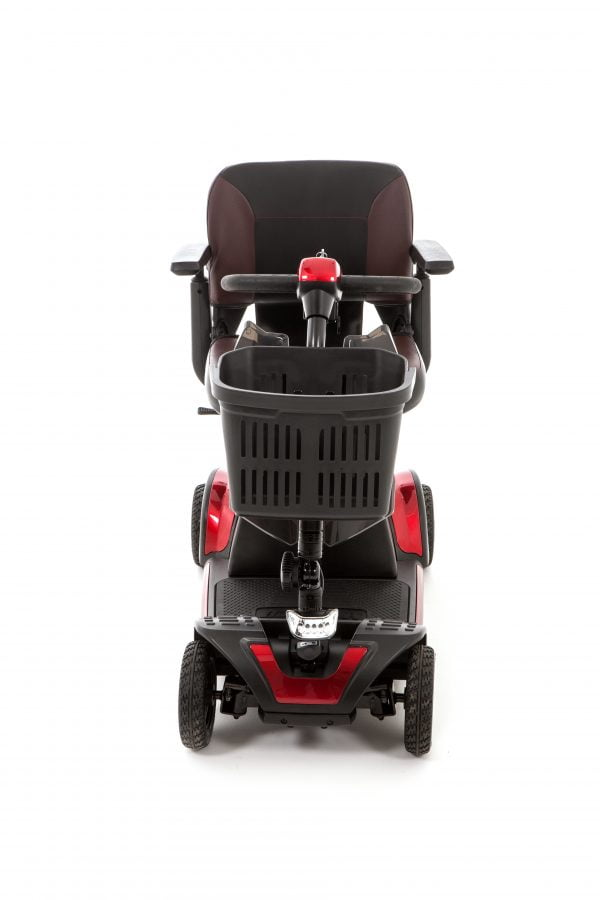 Mighty Mini Plus Mobility Scooter | 4mph Mobility Scooter | Call Monarch Mobility 0808 102 2218