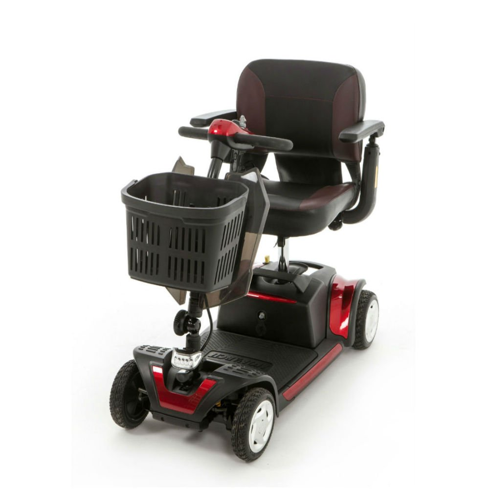 Mighty Mini Plus Mobility Scooter | 4mph Mobility Scooter | Call Monarch Mobility 0800 002 9633