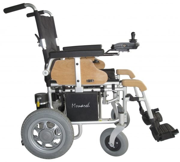 Monarch Indie-Lite Folding Electric Wheelchair