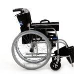 Monarch Petite Lite Folding Wheelchair (Quick Release) 3
