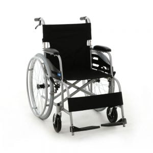 Monarch Petite Lite Folding Wheelchair Quick Release