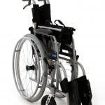 Monarch Petite Lite Folding Wheelchair (Quick Release) 4