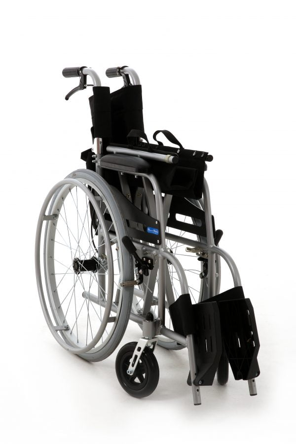 Monarch Petite Lite Folding Wheelchair (Quick Release) 4