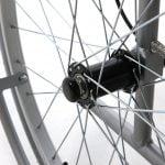 Monarch Petite Lite Folding Wheelchair (Quick Release) 5