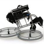 Monarch Petite Lite Folding Wheelchair (Quick Release) 6