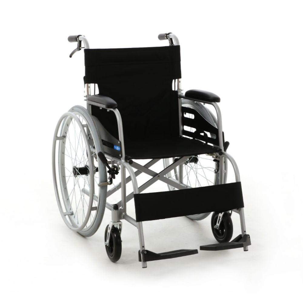 Monarch Petite Lite Folding Wheelchair Quick Release