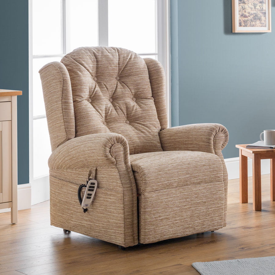 Royal Premier Dual Motor Rise and Recline Chair by Monarch Mobility