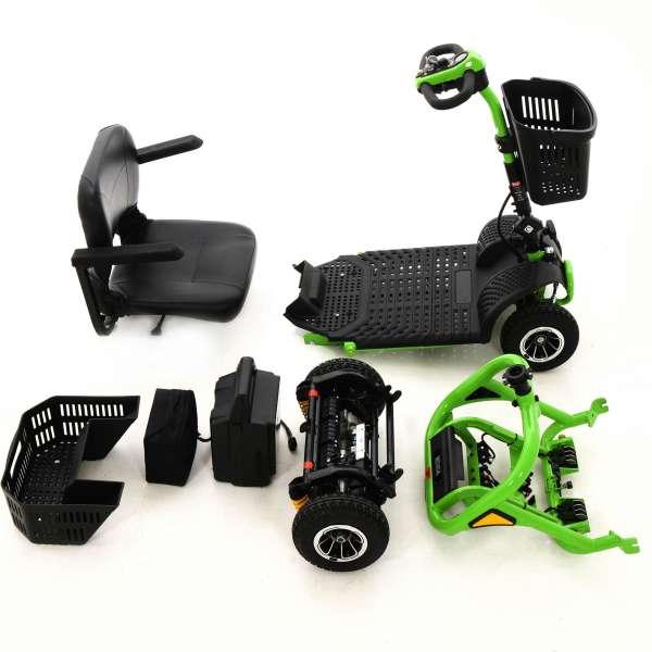 Mini 4 Mobility Scooter | Mini 4 Plus | 4mph Mobility Scooters | Monarch Mobility Scooters 0808 102 2218