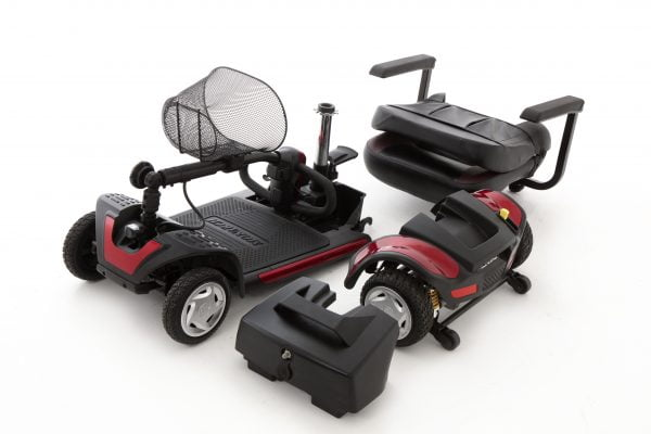 Monarch Mighty Mini Lightweight Mobility Scooter