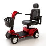Multi 4 Mobility Scooter   Available as 4mph or 6mph   Monarch Mobility 0800 002 9633