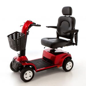 Multi 4 Mobility Scooter | Available as 4mph or 6mph | Monarch Mobility 0808 102 2218