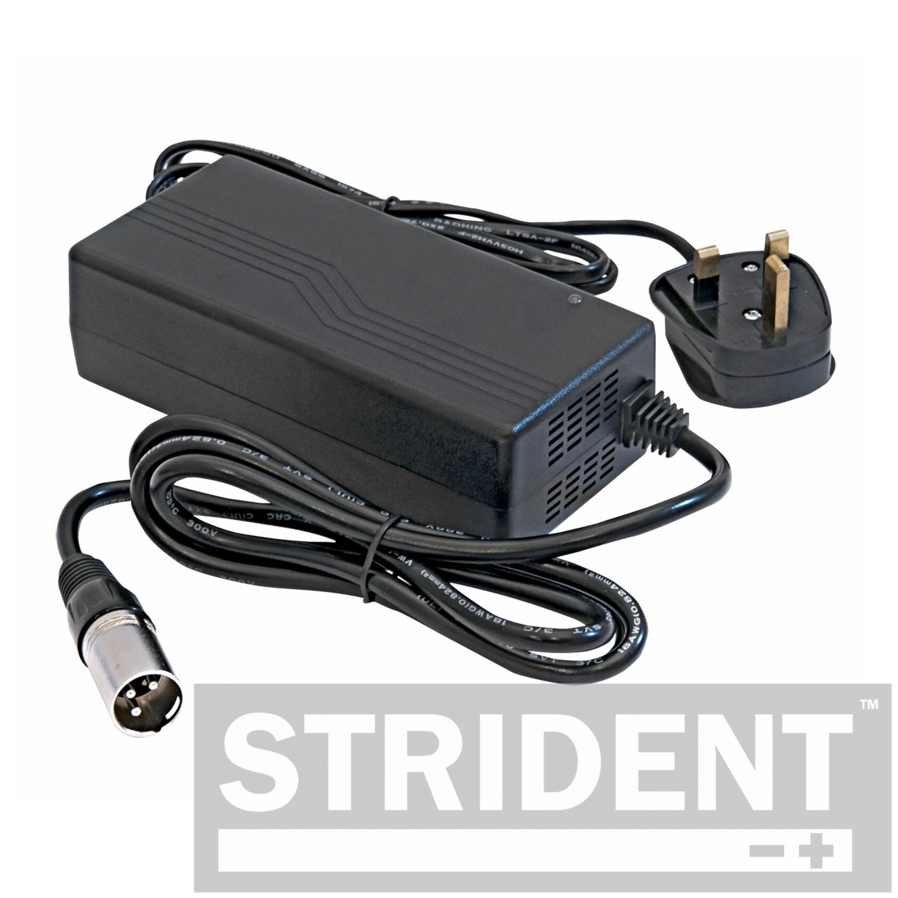 Strident 5A Lead Acid Mobility Scooter Charger
