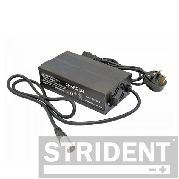 Strident 8A Lead Acid Battery Charger