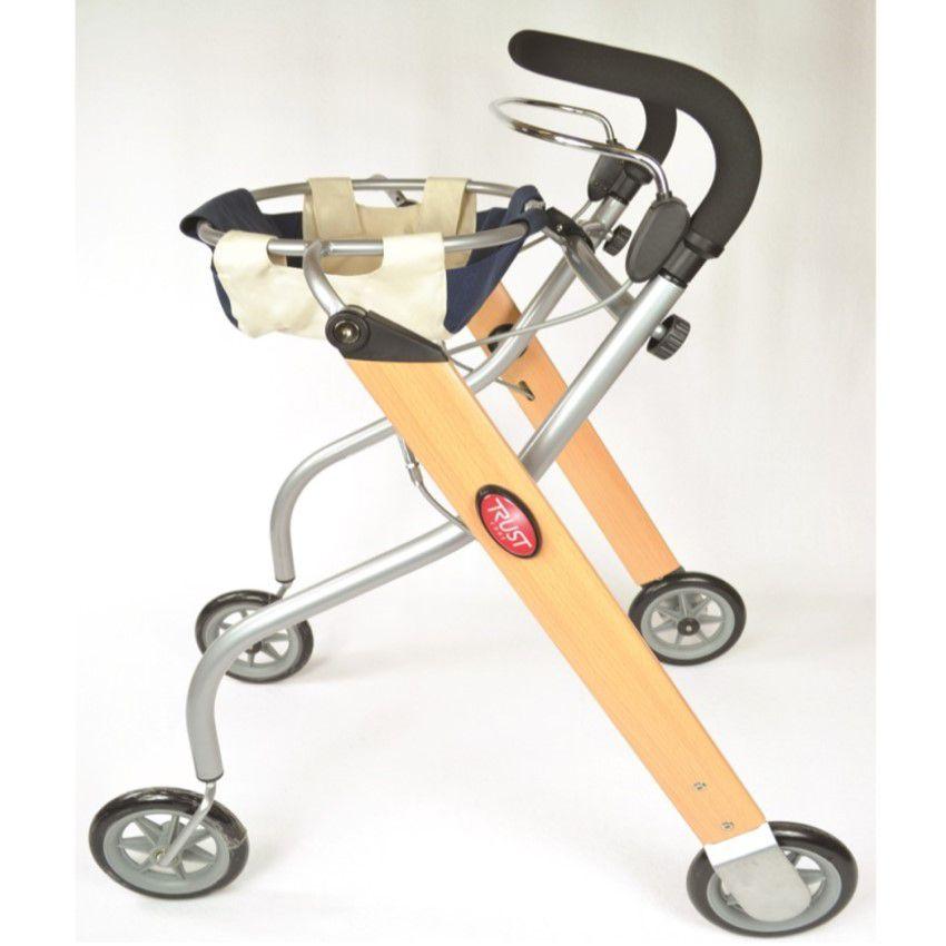 Trust Lets Go Indoor Lightweight Rollator