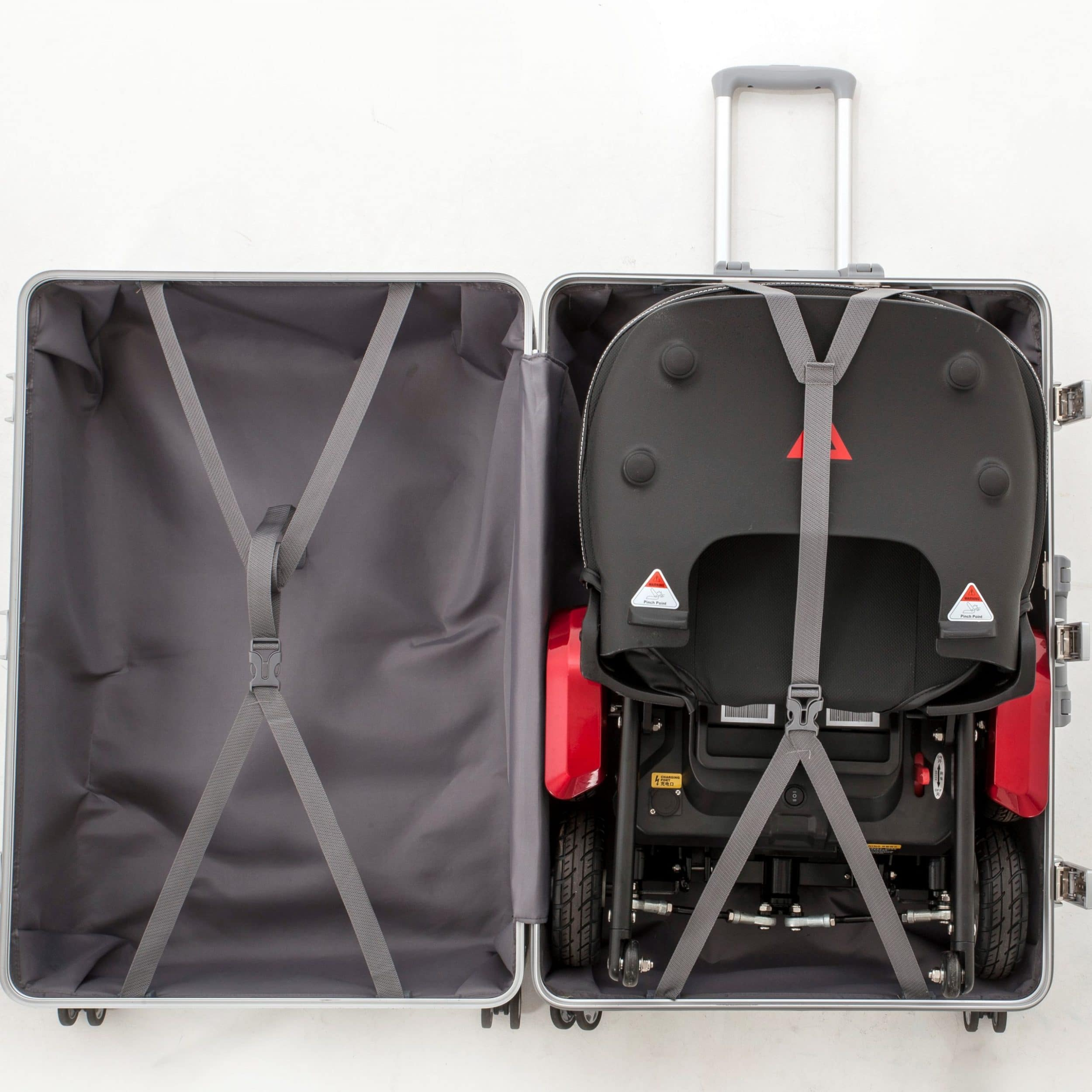 Mobility Scooter Hard Travel Case | Monarch Mobility 0808 102 2218