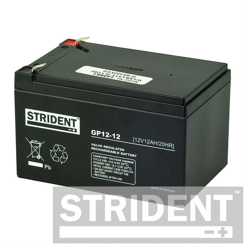 Strident™ GP12-14 Mobility Scooter Battery