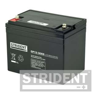 Strident™ GP12-36 Mobility Scooter Battery