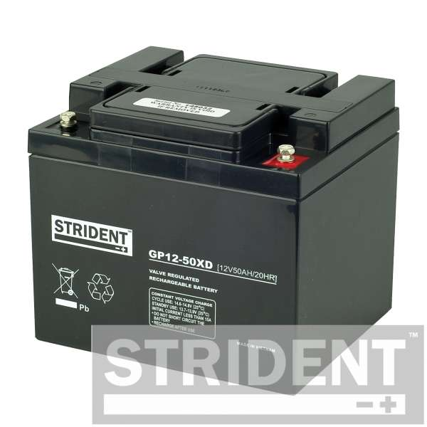 Strident™ GP12-50 Mobility Scooter Battery
