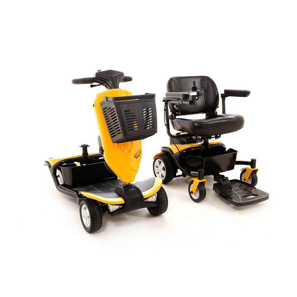 Hybrid Power Chair & Scooter | Monarch Mobility 0800 002 9633