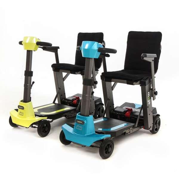 Mojo Folding Mobility Scooter | Monarch Mobility 0808 102 2218