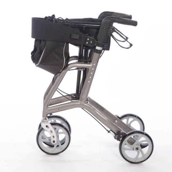 CA8861L Rollator with Shopping bag