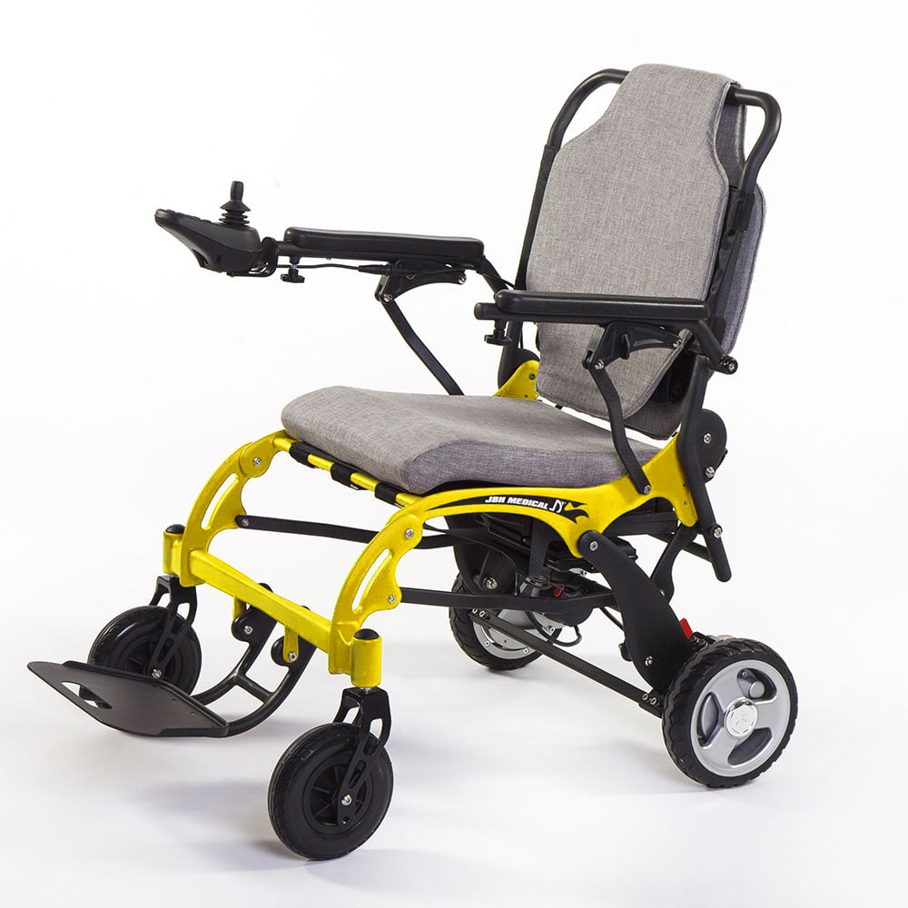 Carbon Lite Powerchair | Our First ever Carbon Fibre Powerchair!