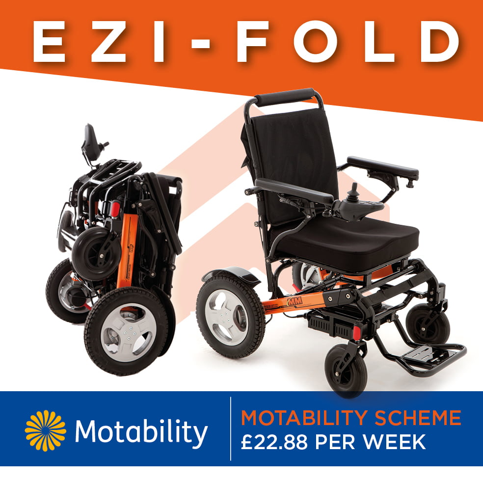 Mobility Scooter Specialists | Motability Scheme | Monarch Mobility 0800 002 9633