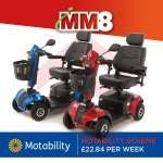 Mobility Scooters Specialists | Motability Scheme | Motability Scooters Dealership | Monarch Mobility 0800 002 9633