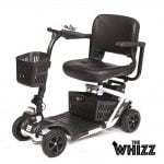 Whizz Mobility Scooter | Mobility Scooter Specialists | Motability Scheme | Monarch Mobility 0800 002 9633