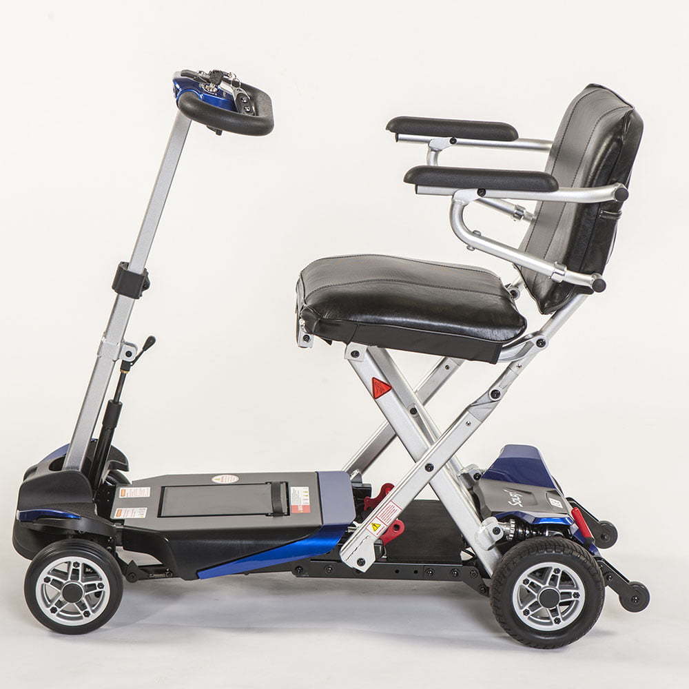 Smarti Plus Folding Mobility Scooter | Monarch Mobility 0800 002 9633